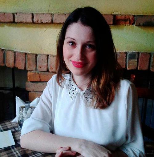 Ольга Володимирівна